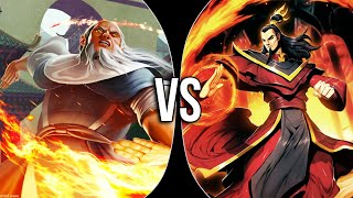 Geek Talk | Iroh vs Ozai