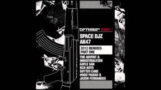 Space DJz - AK47 (The Advent & Industrialyzer Remix) [Driving Forces Recordings]