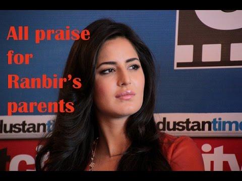 Katrina all praise for Neetu Singh, Rishi Kapoor- TOI