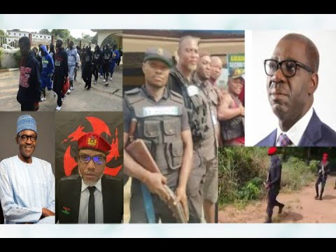 Download Edo Security Network Have Fearlessly Come Out To Fight Cultist