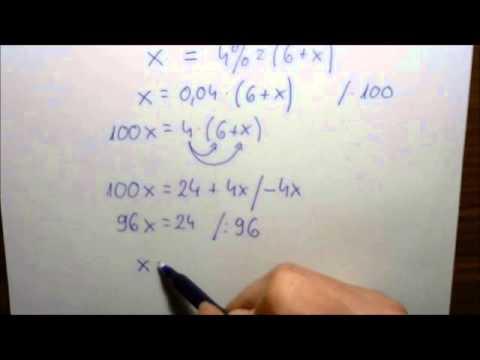 """""""Lekcje i zadania z matematyki: Procenty: Solanki i roztwory soli (część 1)"""""""
