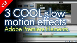 Video Slow Motion / Fast Motion Effect: Adobe Premier Elements download MP3, 3GP, MP4, WEBM, AVI, FLV Mei 2018