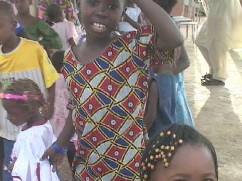 African Dance in Bamako, Mali