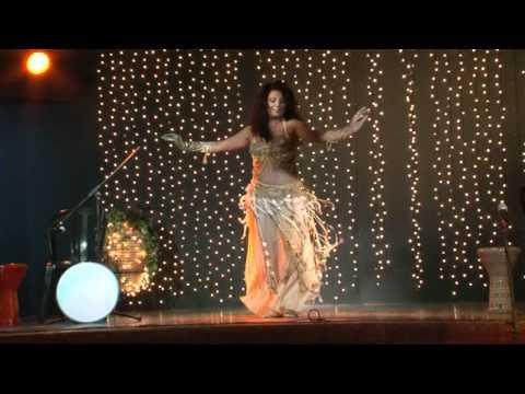 nava aharoni belly dance- 2011
