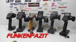 Funken Fazit: Sanwa, Tactic, Futaba, Graupner, Flysky German Full HD