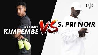 Footballeur ou Rappeur, qui a le meilleur job ? Presnel Kimpembe vs S.Pri Noir