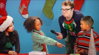 Kids Open Bad Christmas Gifts Prank BONUS VIDEO!
