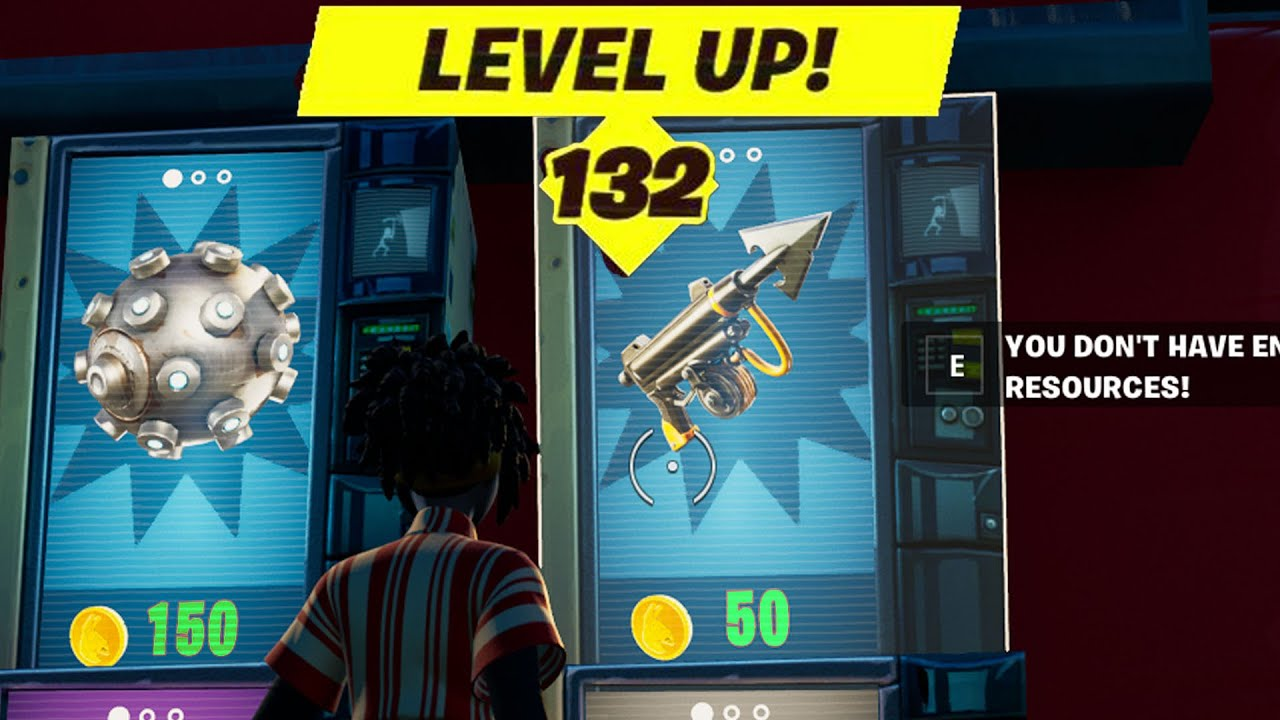 Fortnite How To Increase Hexsylvania's Level How To Level Up Fast In Fortnite Season 7 New Xp Exploit Grants Over 1 Million Xp Points