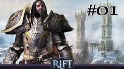 Rift #01 Alle Rassen/Klassen und Fraktionen - Let's Play [Deutsch]