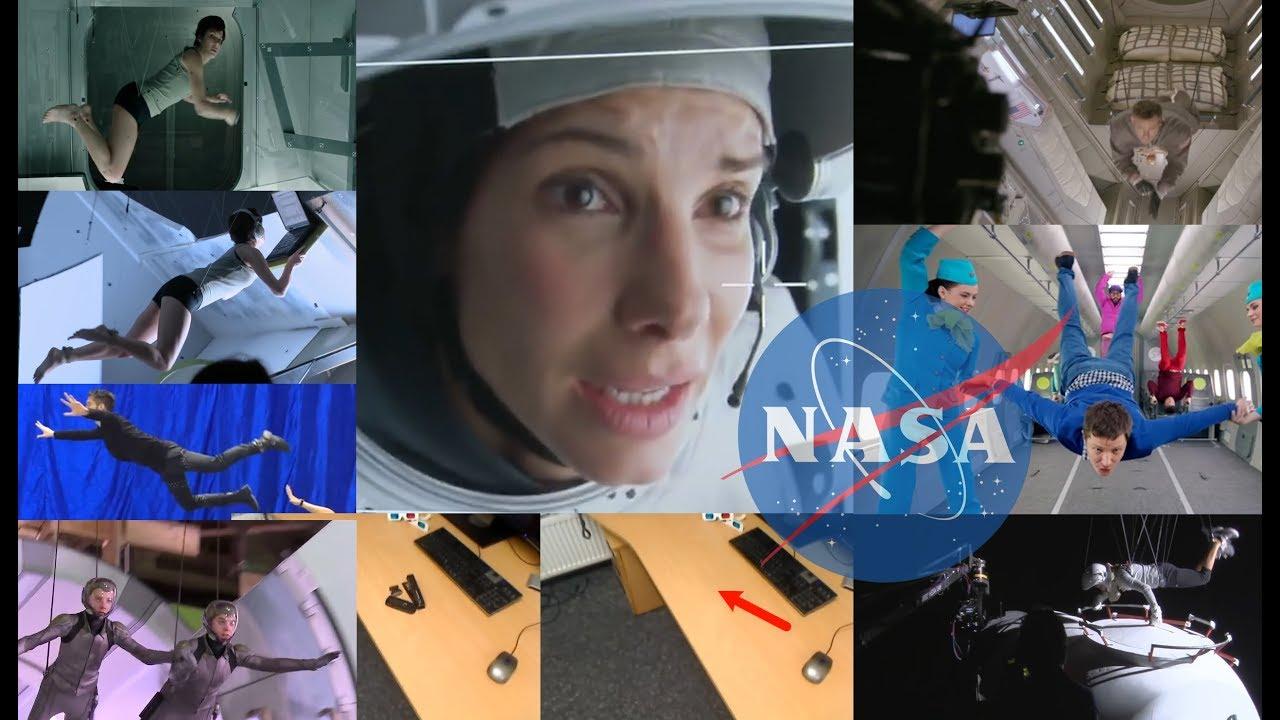 HOLLYWOOD NASA / Interesting Technologies of NASA