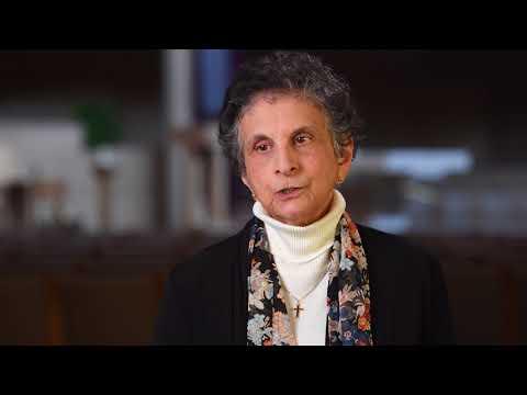 2018 Distinguished Alumni Awards Video - Sister Theresa Khirallah
