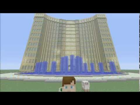 Minecraft pr sentation h tel de luxe youtube for Comparateur hotel de luxe