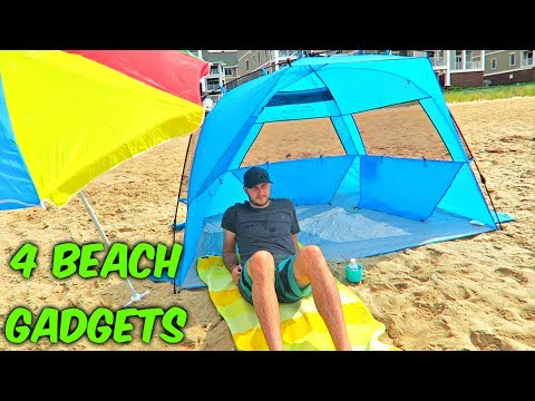 Thumbnail: 4 Beach Gadgets Put to the Test