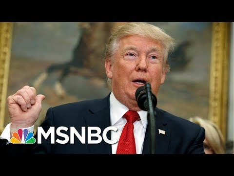 Joe On President Trump's Instability: What Is GOP, The Cabinet Waiting For?   Morning Joe   MSNBC