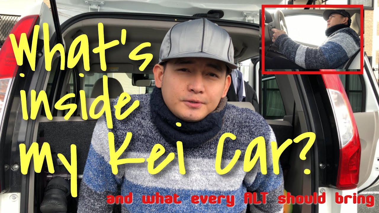 What every Japan ALT SHOULD HAVE in their car | OFW in ...