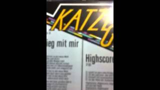 Katzengold 1983 German Wave Lp Rare