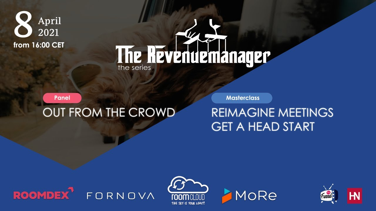 The Revenuemanager episode #1 - Out from the crowd (FULL EPISODE)