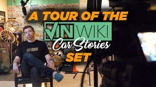 A tour of VINwiki Car Stories set
