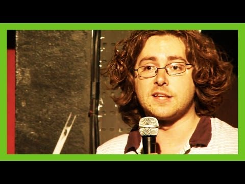 Jim Campbell - funny stand up comedy and interview   ComComedy