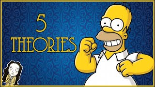 5 THEORIES - LES SIMPSON (ft. Superflame) #24