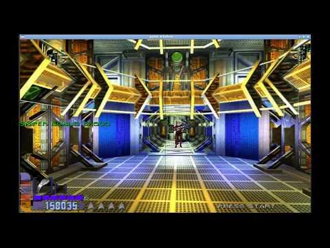 star trek voyager the arcade game 1290x700 full arcade gameplay lightgun game 2017