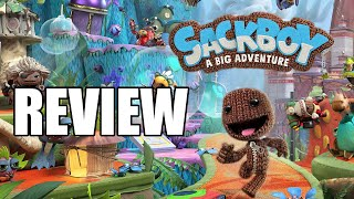 Sackboy: A Big Adventure Review - The Final Verdict (Video Game Video Review)