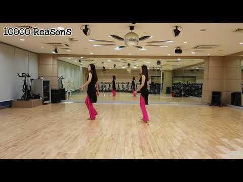 10000 Reasons - Line Dance(Improver)