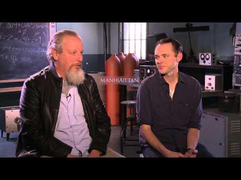 Daniel Stern and Christopher Denham talk about Manhattan