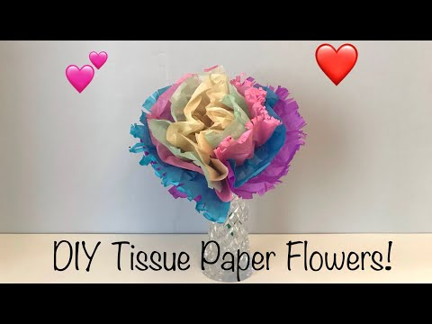 how-to-make-diy-tissue-paper-flower-arts-and-crafts