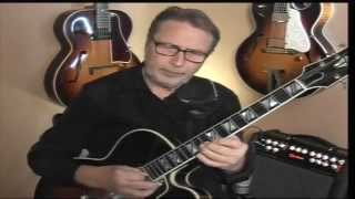 Have You Met Miss Jones Jazz Guitar Improv Solo