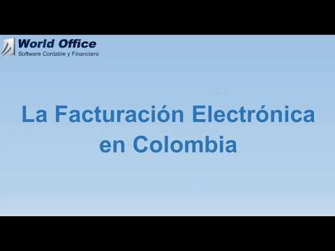 Facturación Electrónica en Colombia I - World Office