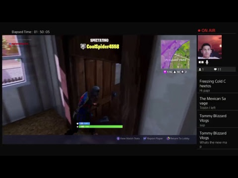 Fortnite dou comps-Billy-Andy-Kyle
