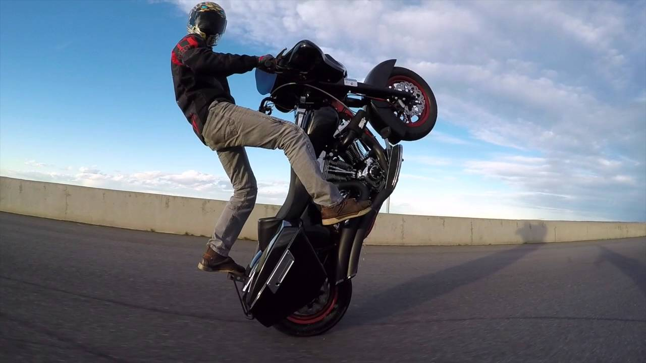 bagger wheelies glide