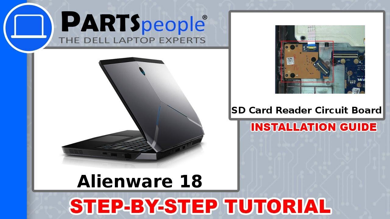 DELL ALIENWARE 17 REALTEK CARD READER DRIVER FOR WINDOWS 10