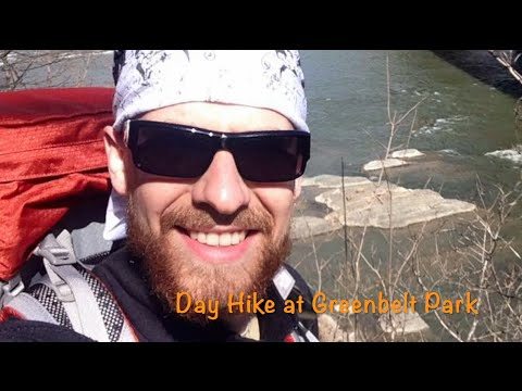Day Hike at Greenbelt Park, Maryland