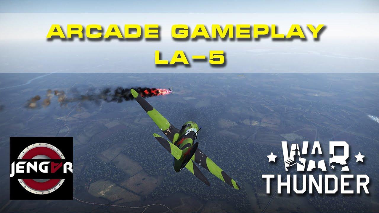 War thunder la 9 gameplay gta 5