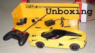 Ferrari Like Rechargable Luxury Sports Remote Control Car | Zest 4 Toys