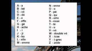 Download Video Learn French - Lesson 2:  Do you know the French Alphabet? MP3 3GP MP4