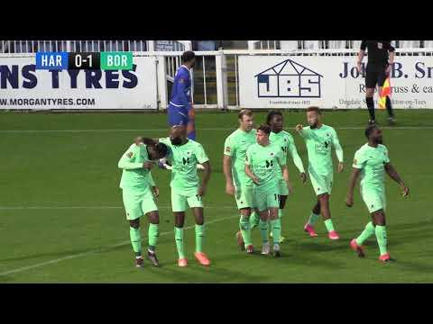 Hartlepool Boreham Wood Goals And Highlights