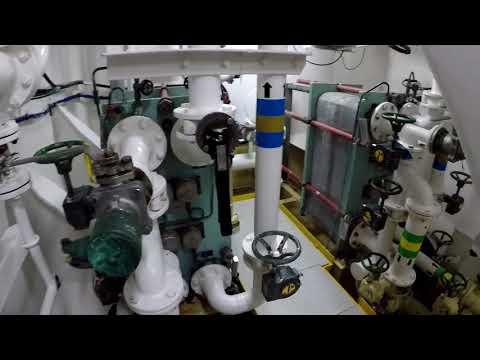NS Iona Engine Room