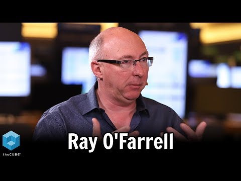Ray O'Farrell, VMware | VMware Radio 2019