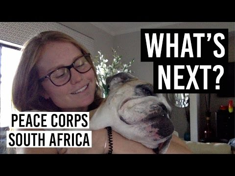 LIFE AFTER PEACE CORPS? // Peace Corps South Africa
