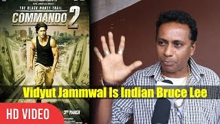 Vidyut Jammwal Is Indian Bruce Lee | Commando 2 The Black Money Trail Public Review