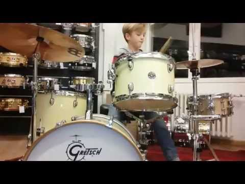 Gretsch drumset / just music shop Berlin