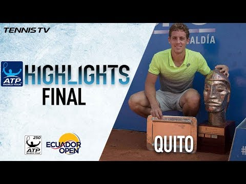 Highlights: Carballes Baena Completes Dream Week At Quito 2018