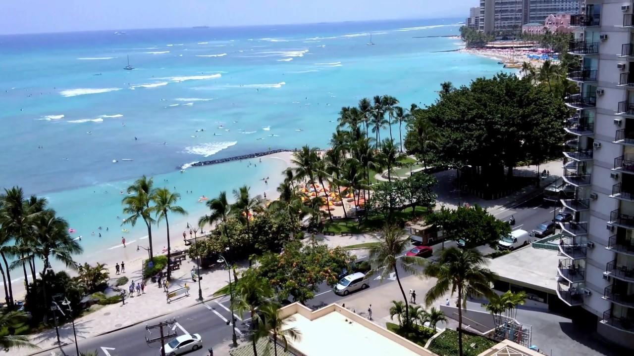 Pacific Beach Hotel Waikiki Hawaii