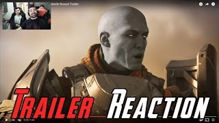 Destiny 2 Angry Trailer Reaction!