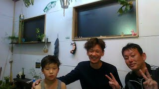 今回は、KEN坊チャンネルさんとのコラボライブ配信でした! KEN坊チャンネルさんは、とっても素敵な方でしたよ(*^^*) KEN坊チャンネルさんはこち...