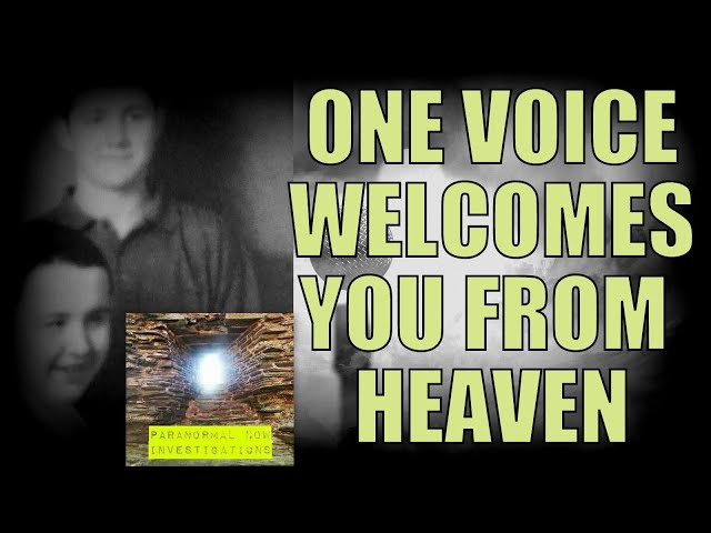 We interrupt this Twitch Live Stream to bring you a message from Heaven. REAL SPIRIT CONTACT!