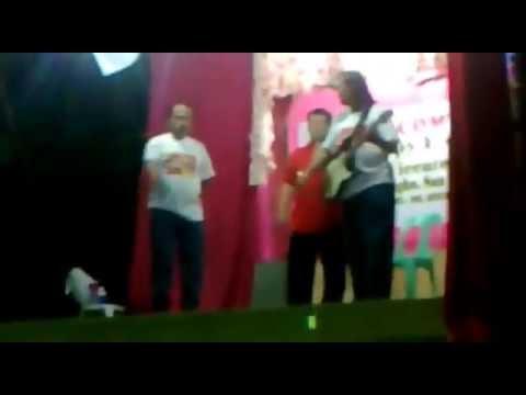 JATE  Teban Goliat and Gillie Variety show Bugho San Fernando Cebu